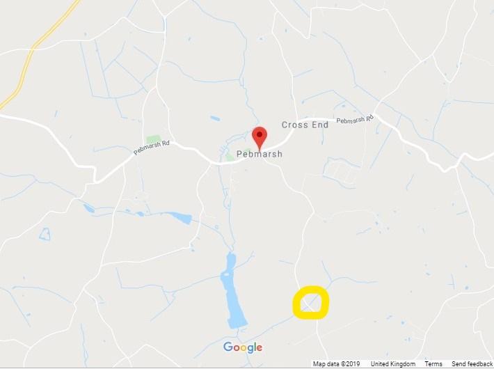 Location of Partial Bridge Collapse
